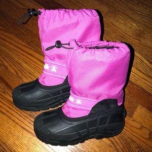Kamik boots...Size 2
